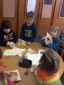 Creating 3D snowflakes