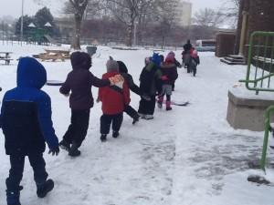 Fun in the cold!