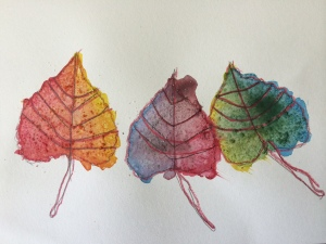 Watercolor color theory (1)