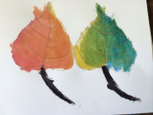 Watercolor color theory (3)